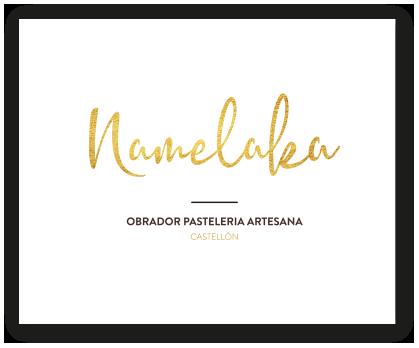 cartela Namelaka pastelería